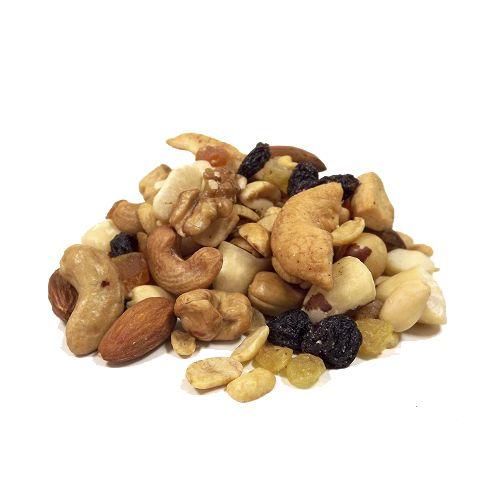 Mix de Castanhas Com Frutas Granel - 100g