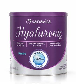 Hyaluronic Skin Sanavita