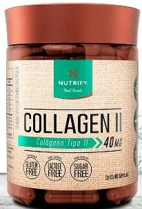 Collagen II 40 mg 60 cápsulas