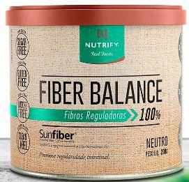 Fiber balance neutro 100% 200g