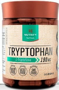 Tryptophan 60 cápsulas