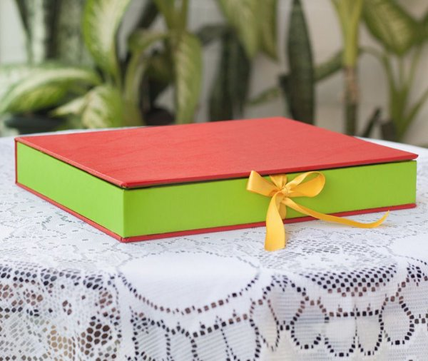 Caixa box 20x25 Patati Patatá