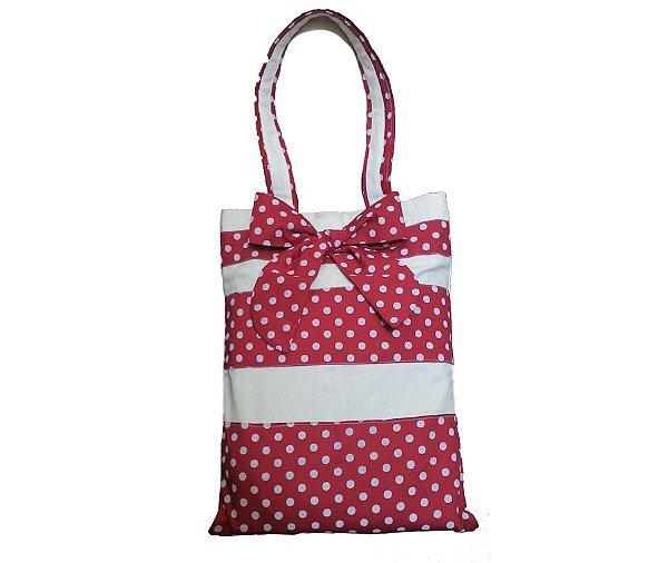 Bolsa sacola Minnie
