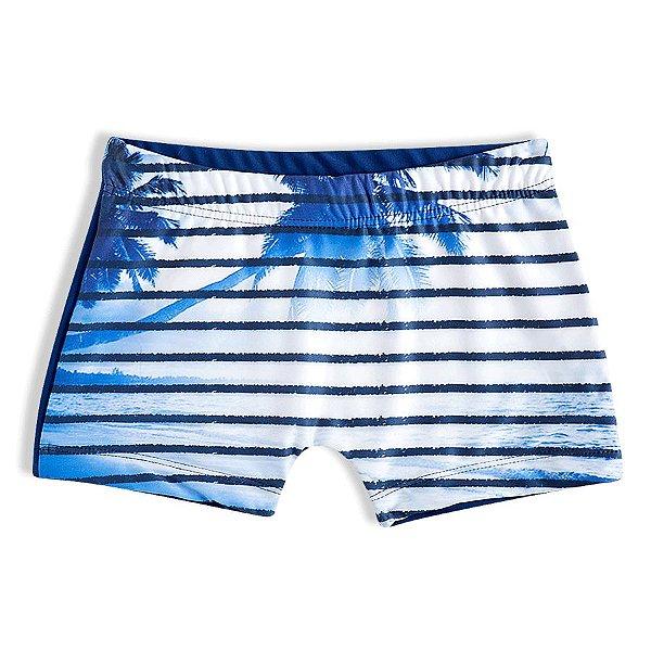 Shorts Praia Surf Marinho Tip Top