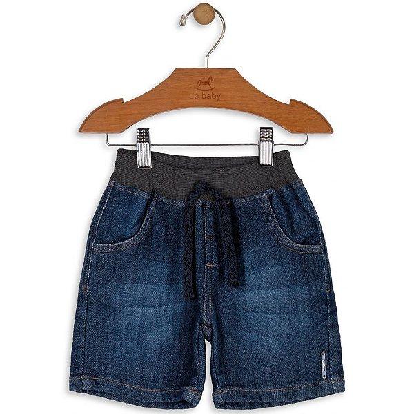Bermuda Jeans Menino Up Baby