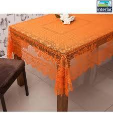 Toalha de Renda Color Interla