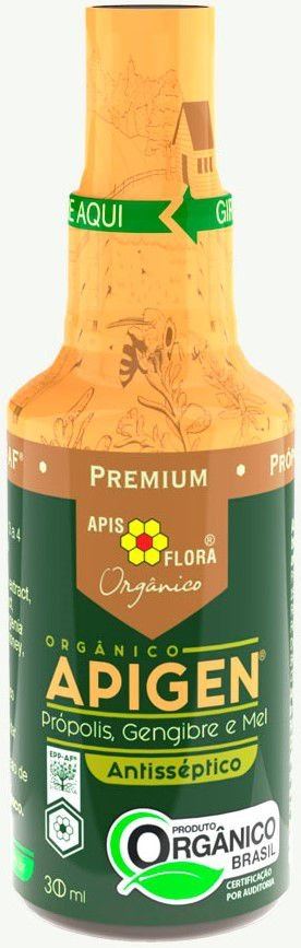 Apigen Orgânico Spray 30 ml