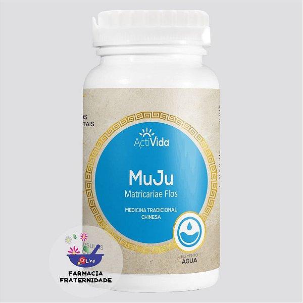 Camomila (Mu Ju) 300 mg 60 Cápsulas