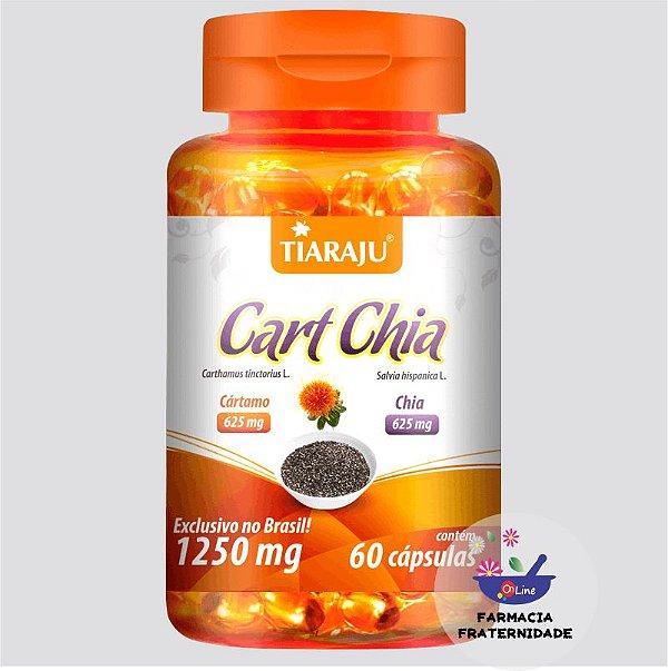 Cart Chia 1250 mg 60 Cápsulas