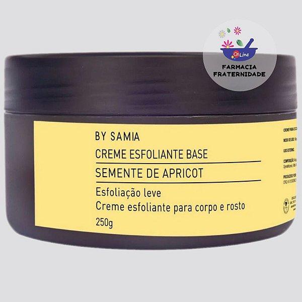Creme Base Esfoliante Semente De Apricot 250 g