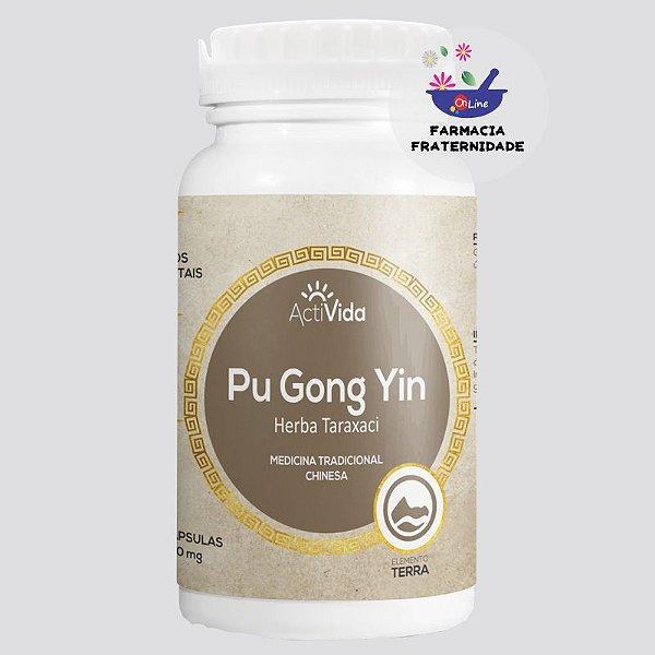 Dente De Leao (Pu Gong Yin) 450 mg 60 Cápsulas