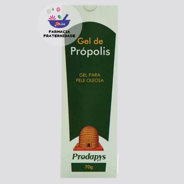 Gel de Própolis 70 g