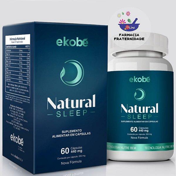 Natural Sleep 440 mg 60 Cápsulas