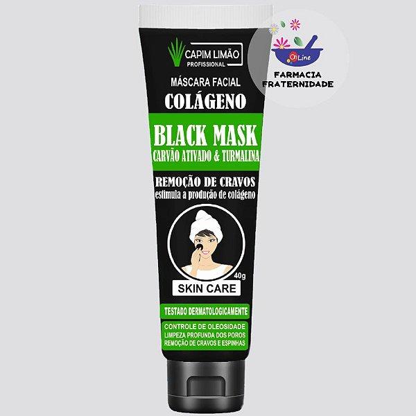 Máscara Facial Black Mask 40 g