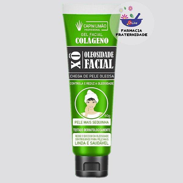 Gel Facial Xô Oleosidade 60 g