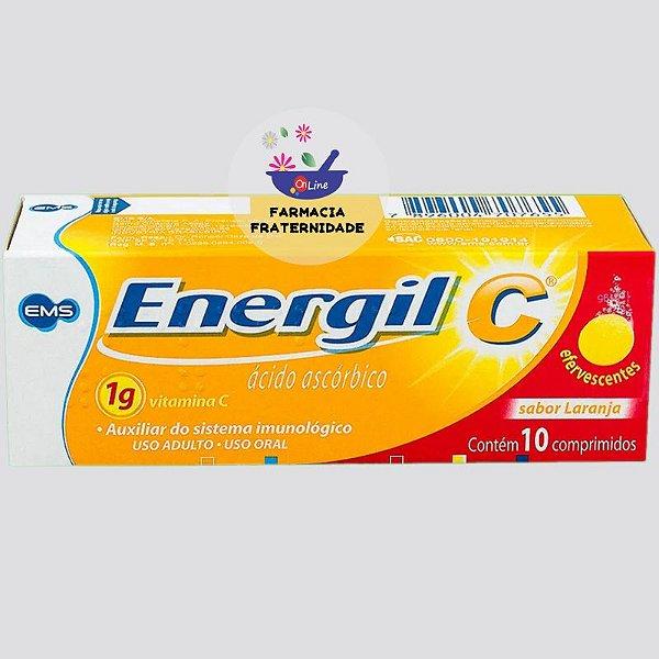 Energil C 1 g 10 un