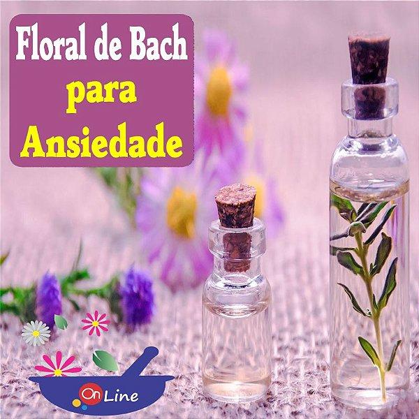 Floral de Bach - Ansiedade 30 ml
