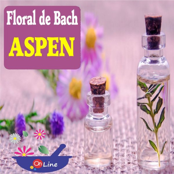Floral de Bach - Aspen 30 ml