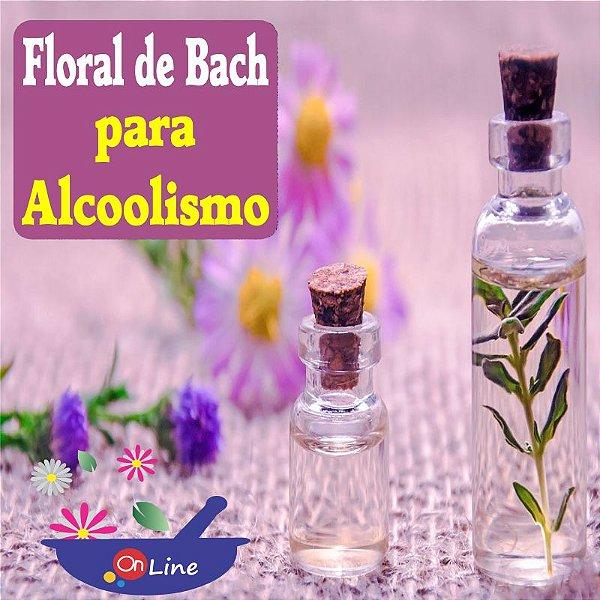 Floral de Bach - Alcoolismo 30 ml