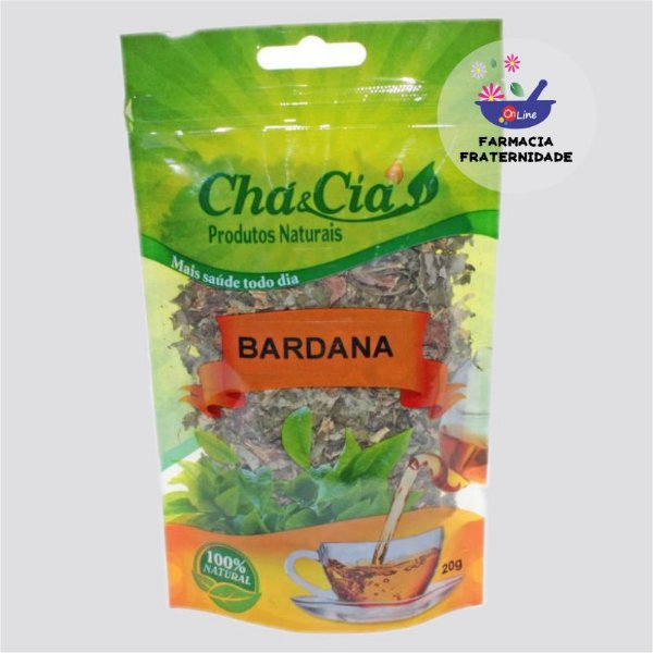 Chá de Bardana 30 g