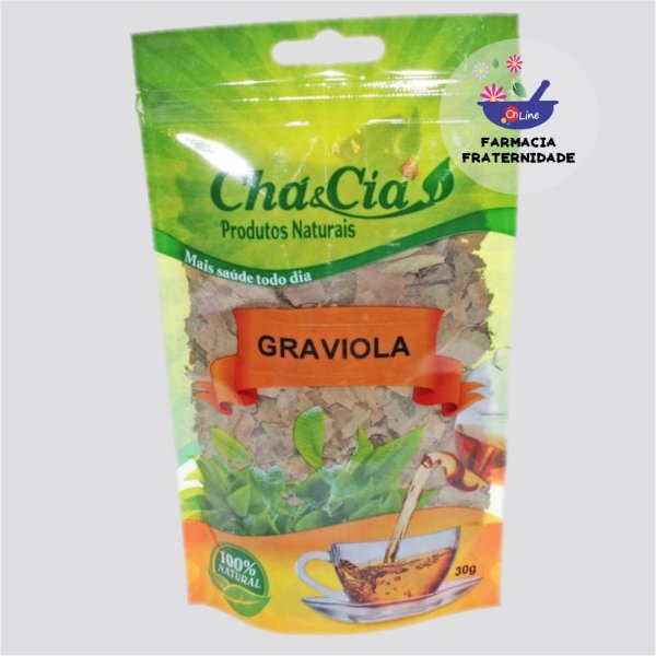 Chá Graviola 30 g