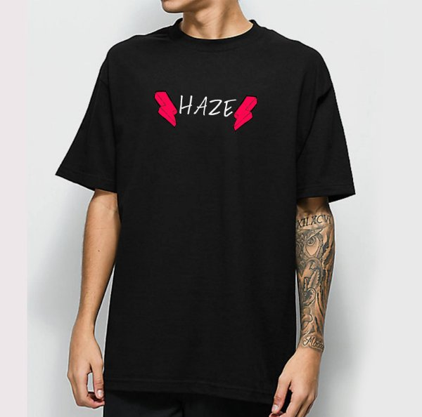 Camiseta Haze Wear New HBOLTS