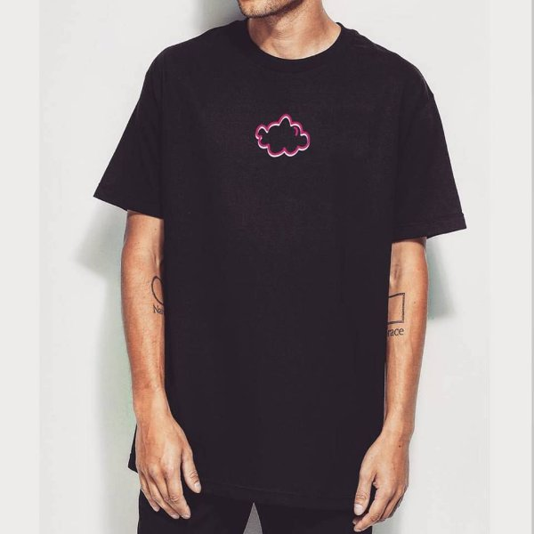 Camiseta Haze Wear Cloud