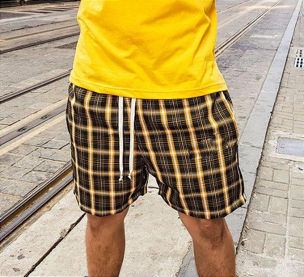 Short Haze Wear Xadrez Real LOGO