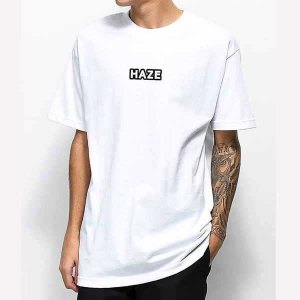 Camiseta Haze Wear Real LOGO