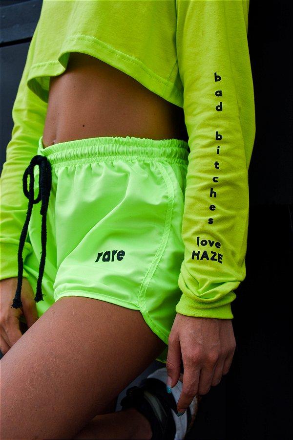 Short HAZE wear Feminino RARE