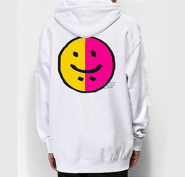 Moletom Haze Wear Happy & SAD