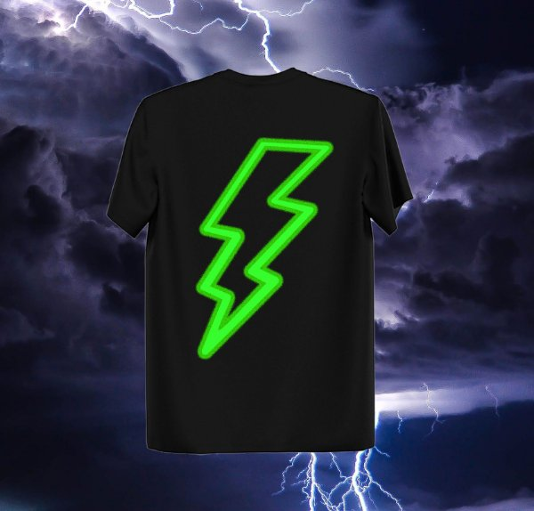 Camiseta HAZE wear NEW STORM