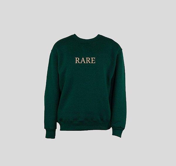 Moletom HAZE wear x RARE Logo