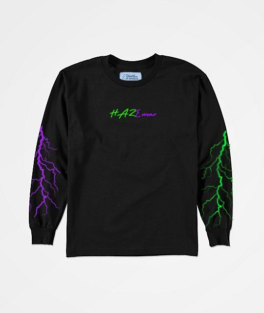 Camiseta Manga Longa Haze Wear New BOLTZ
