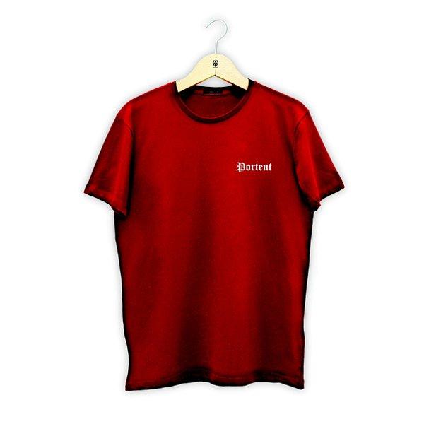 T-SHIRT Modelo RED alto relevo