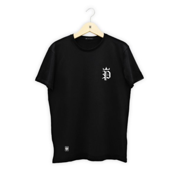 T-SHIRT Modelo OLD ENGLISH BLACK