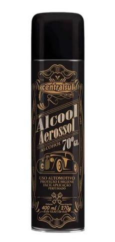 ALCOOL AEROSSOL AUTOMOTIMO 70%