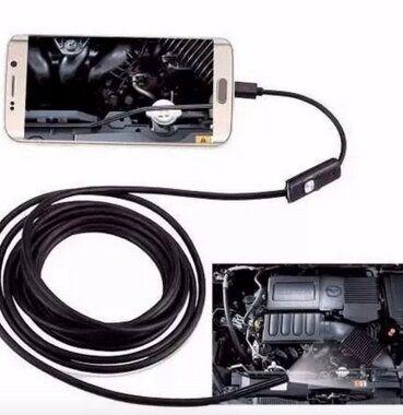 Boroscópio USB para celular sonda com 2m