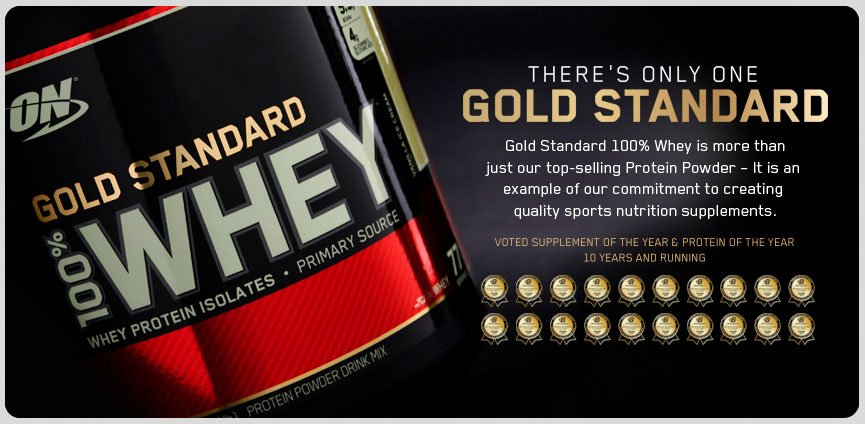 e57f63925 Whey Protein Optimum Gold 100% On 2