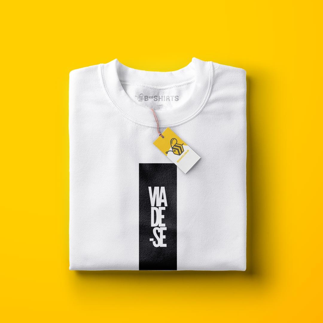 camiseta viade-se