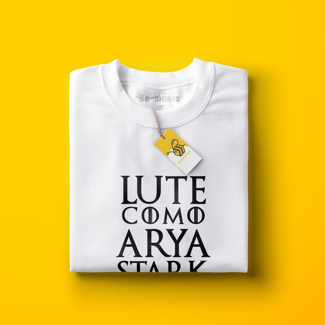 Lute Como Arya Stark - Game of thrones