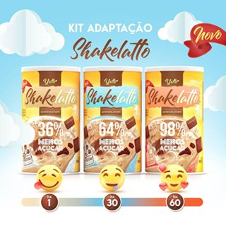 Kit Achocolatado Shakelatto