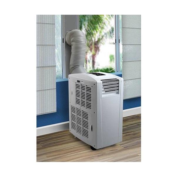9979626af O ar condicionado ELGIN Mobile MAF 9000 Btus portátil é perfeito para quem  precisa de versatilidade e praticidade.