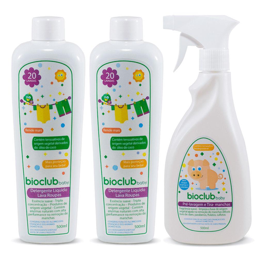 f4c6cdec0 kit box lava roupas - Bioclub Baby - Produtos Saudáveis