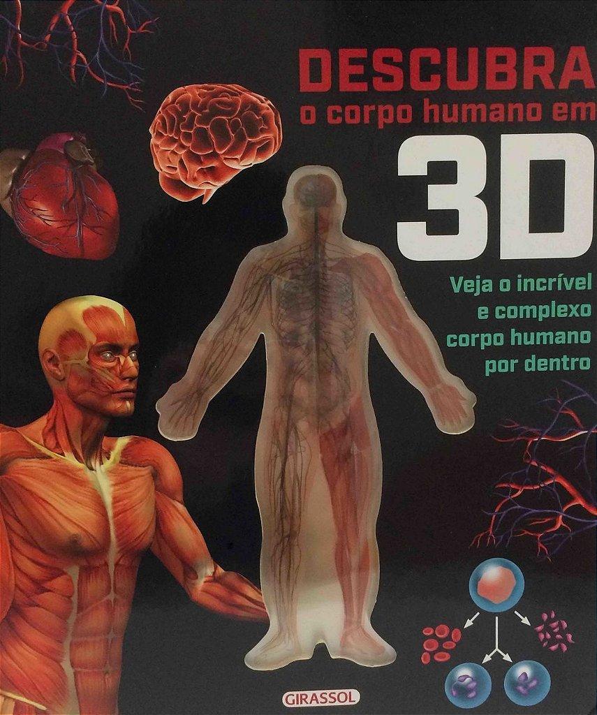 Descubra O Corpo Humano Em 3d Veja O Incrivel E Completo Corpo Humano Por Dentro Jet Play Online Excelencia Em Comercio Eletronico