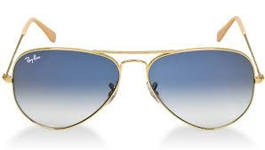f109475afb Ray Ban Aviator / Aviador Azul Degradê 3025 - Magu Outlet Importados