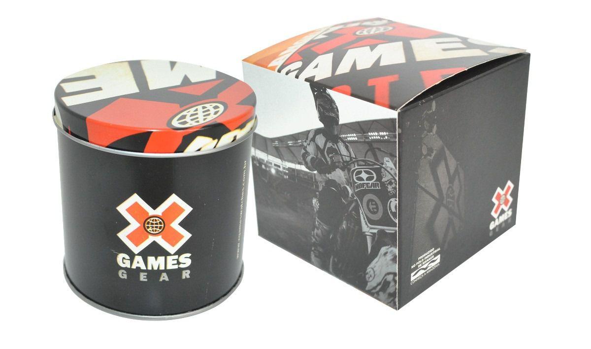 12f4d8d8725 Relogio Feminino Digital Quadrado Verde Água X-Games - Relojoaria Jabem