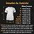 Camiseta Louco por Viagens Branca - Mundo - Imagem 2