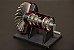 Miniatura do motor a jato - Colorida Especial - Imagem 1