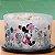 Tupperware Mini Instantânea Slim Minnie Primavera 575ml - Imagem 1